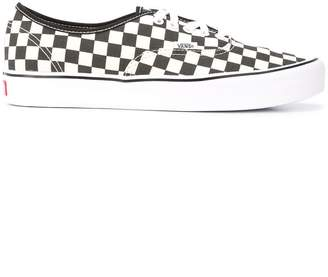 Vans Authentic lite checkerboard sneakers