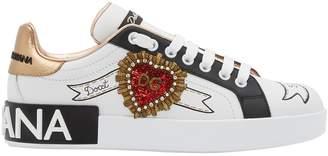 Dolce & Gabbana Heart sneakers