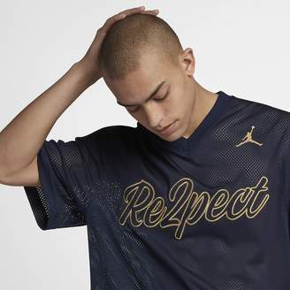 Jordan RE2PECT Men's Baseball Jersey