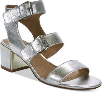 Tahari Dalton Strappy Gladiator Sandals $99 thestylecure.com