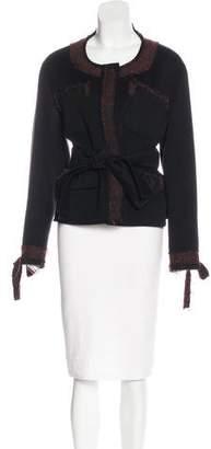 Yang Li Wool Casual Jacket