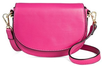 Merona Women's Mini Flap Crossbody Handbag $18.99 thestylecure.com