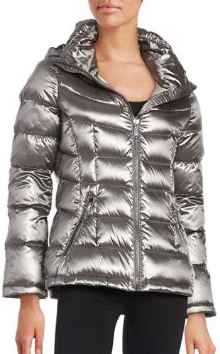 Calvin KleinCalvin Klein Packable Down Coat