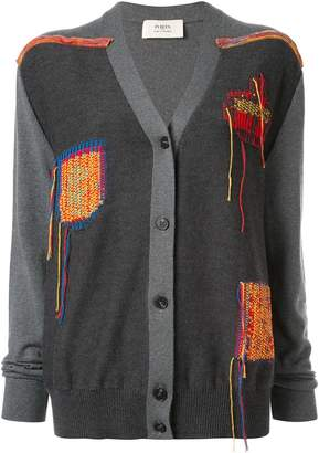Ports 1961 patch pocket cardigan