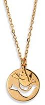 Kate Spade Bird Pendant Necklace