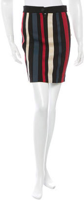 Boy. by Band of Outsiders Striped Mini Skirt $65 thestylecure.com