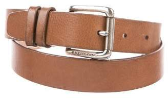 Michael Kors Buckle Leather Belt