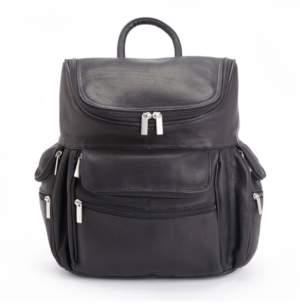 "Royce Leather Royce New York 13"" Laptop Backpack"