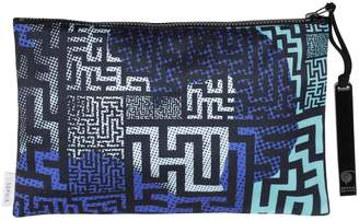 Nike SOPHIA-ENJOY THINKING - Printed Clutch Bag Labyrinth
