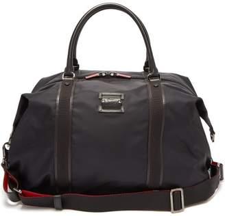 Christian Louboutin Parislisboa Double Handle Weekend Bag - Mens - Black