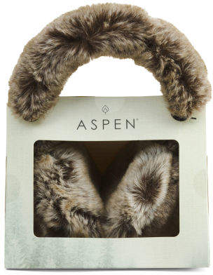 Brooklyn Faux Fur Earmuffs