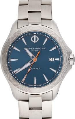 Baume & Mercier Clifton Club Bracelet Watch, 42mm