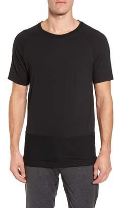 Alo Darma Mesh Hemmed T-Shirt