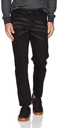 Akademiks Men's Fashion Denim Jean