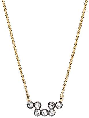 Yannis Sergakis Adornments Seven Bezel Diamond Charnières Necklace