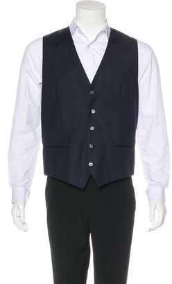 Dolce & Gabbana Wool & Silk Vest