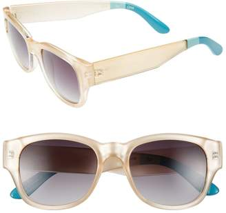 Toms 'Gigi' 52mm Sunglasses
