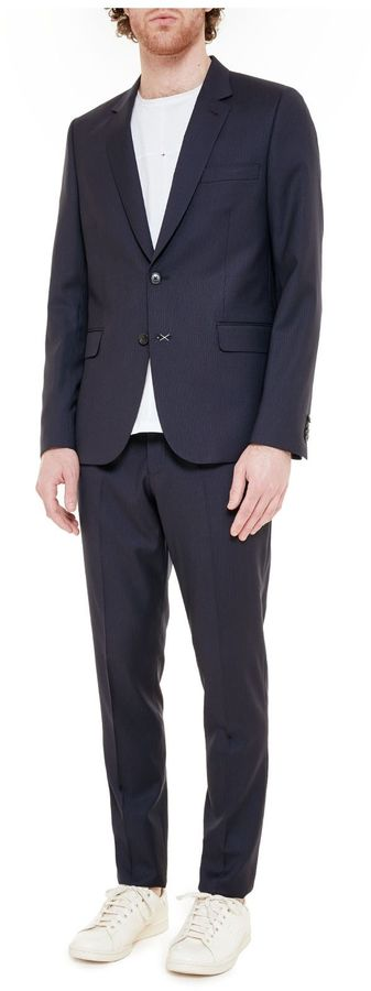 Paul Smith Paul Smith Buttoned Suit