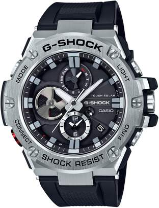 G-Shock BABY-G G-Steel Chronograph Watch, 53.8mm