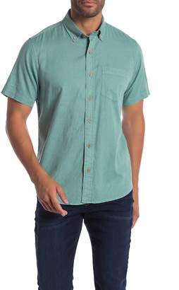 Tailor Vintage Short Sleeve Stretch Fit Shirt