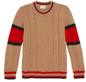 Gucci Crewneck Wool Sweater