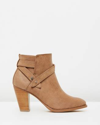 Spurr ICONIC EXCLUSIVE - Giovanna Ankle Boots