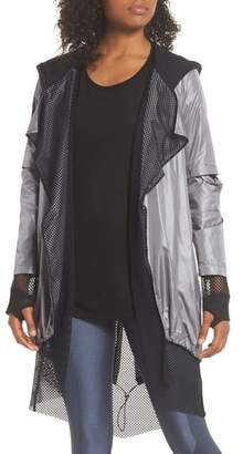 Koral Billboard Throw-On Jacket