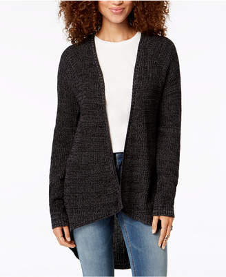 Oh! Mg Juniors' Open-Front Cardigan