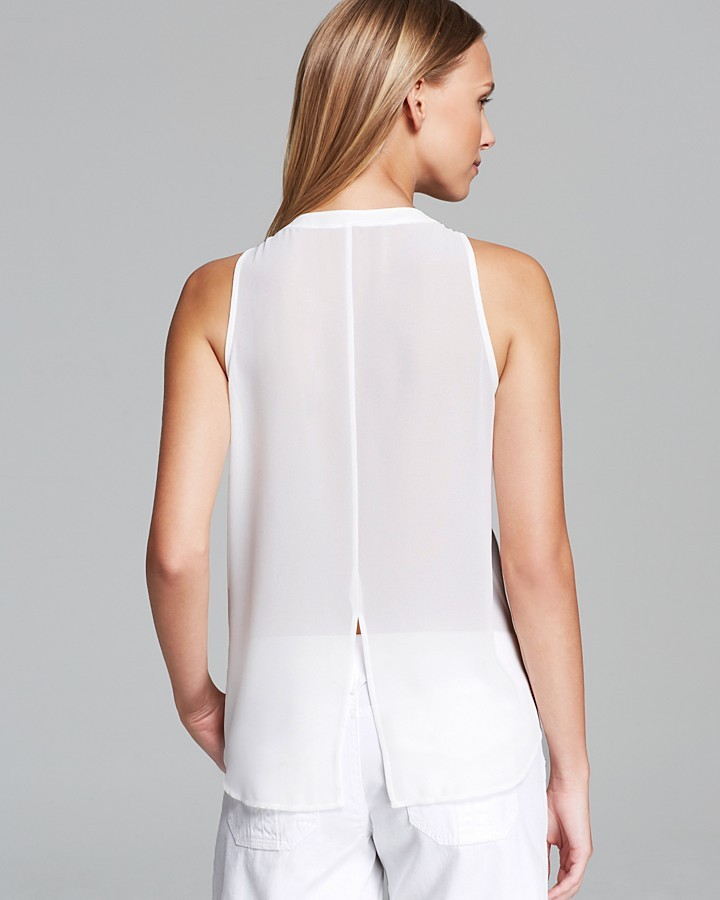 Sanctuary Crafted Embroidered Tank