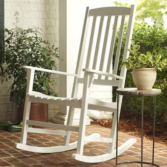 Gracie Oaks Summerall Rocking Chair
