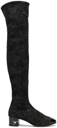 Giuseppe Zanotti Design over-the-knee boots