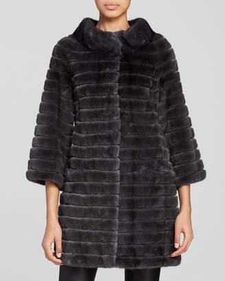 Maximilian Furs Maximilian Corduroy Mink Coat