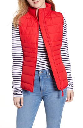 Joules Fallow Quilted Vest