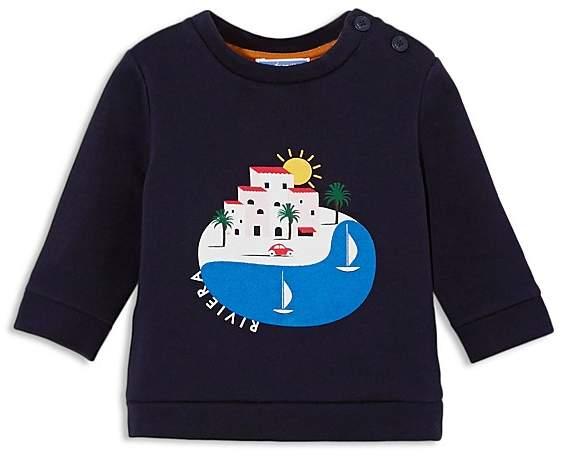 Boys' Cotton Riviera Vacation Sweatshirt - Baby