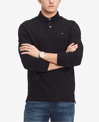 Tommy Hilfiger Men Classic Fit Long Sleeve Polo Shirt