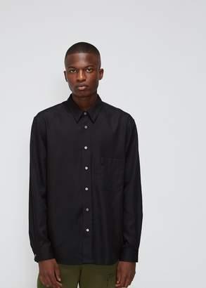 Lemaire Straight Collar Shirt