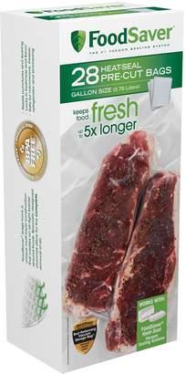 FoodSaver 1-Gallon Vacuum Seal Bags - 28-count