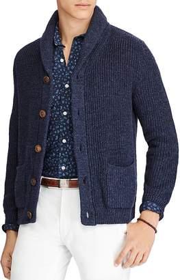 Polo Ralph Lauren Yale Shawl-Collar Cardigan - 100% Exclusive