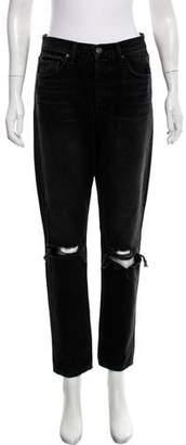 GRLFRND Karolina Mid-Rise Jeans
