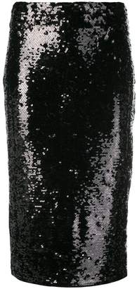MICHAEL Michael Kors sequinned pencil skirt