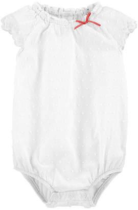 Osh Kosh Oshkosh Scallop Bodysuit - Baby Girl