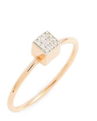 ginette_ny Mini Diamond Ever Ring