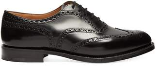 Church's Burwood Leather Brogues - Mens - Black