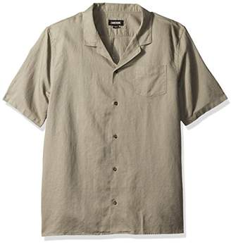 Zanerobe Men's Rise-Camper Box Ss Shirt