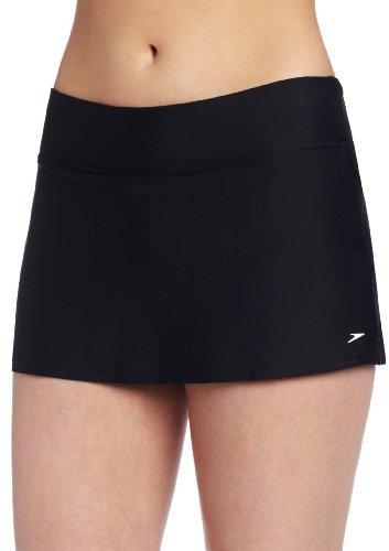 Speedo Swim Skirt With Compression Short