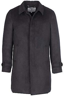 Norwegian Wool Men's Winter Silk Coat