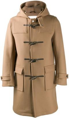 MACKINTOSH WEIR Camel Wool Duffle Coat GM-013