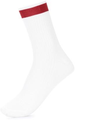 Valentino Knitted silk socks