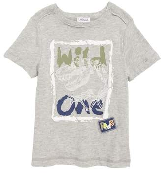 Flapdoodles Wild One Dino T-Shirt