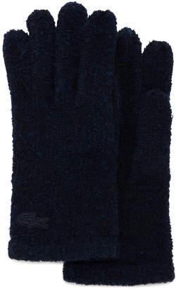Lacoste (ラコステ) - ブークレニット手袋